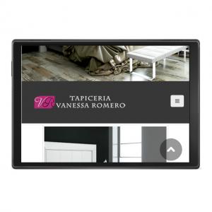 Nueva web tablet